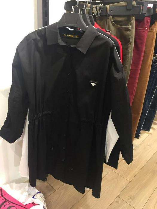 Блузки больших размеров 1010013