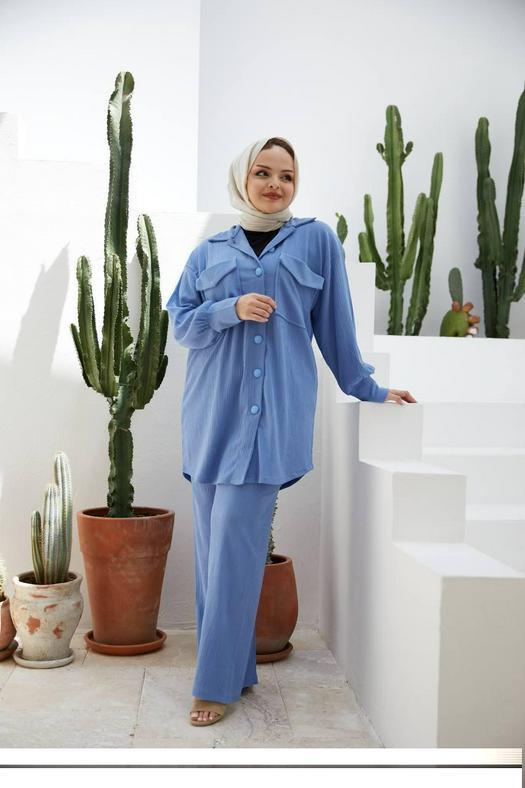 Мусульманская одежда повседневная 1009350