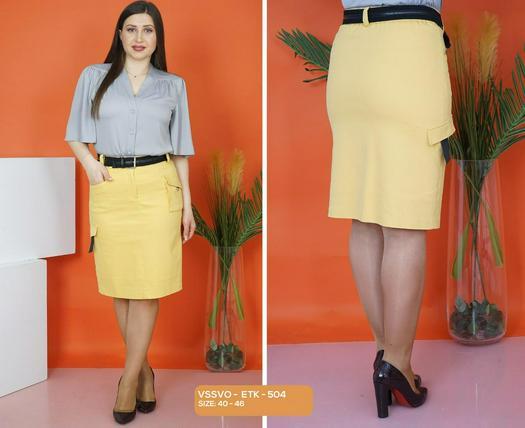 Большие размеры юбки 965502