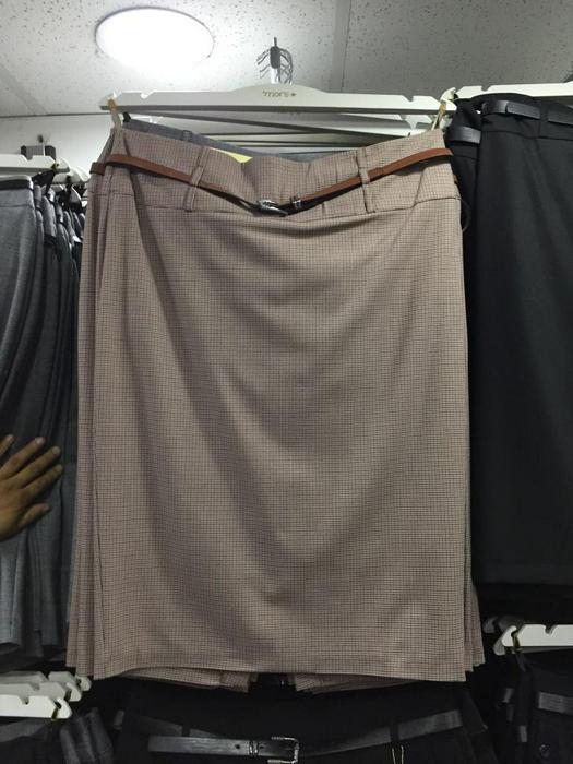 Большие размеры юбки 1009532