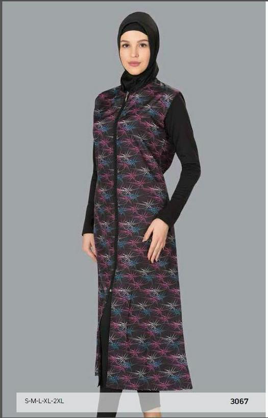 Мусульманская одежда повседневная 758378