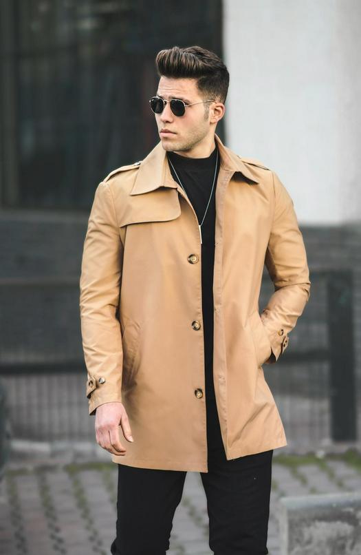 Мужские пальто 931819