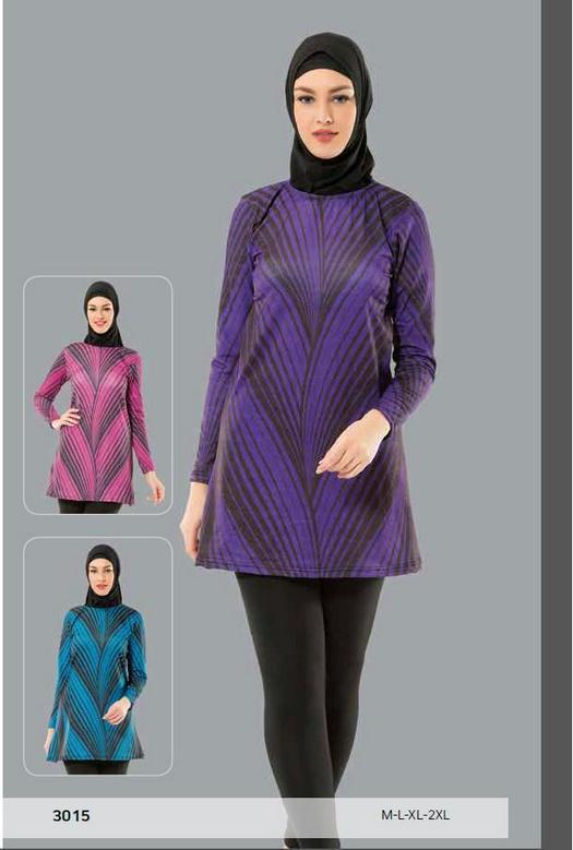 Мусульманская одежда повседневная 758365