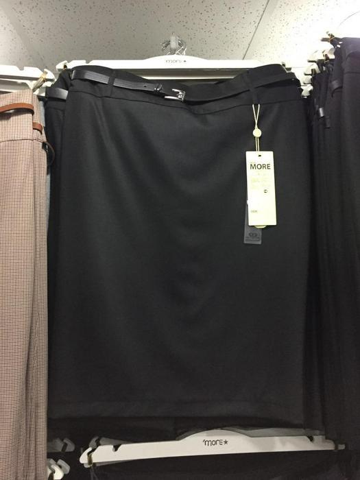 Большие размеры юбки 1009533